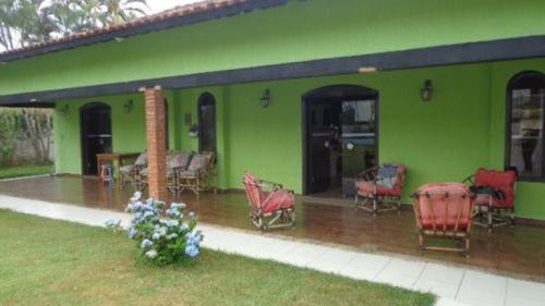 Pousada Com Piscina E 7 Dormitórios Em Itanhaém-sp 7513-pc