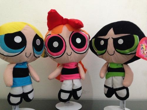 Muñecas Chicas Super Poderosas