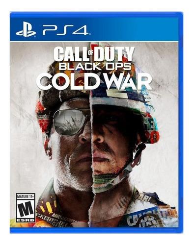 Imagen 1 de 1 de Call of Duty: Black Ops Cold War Standard Edition Activision PS4 Físico