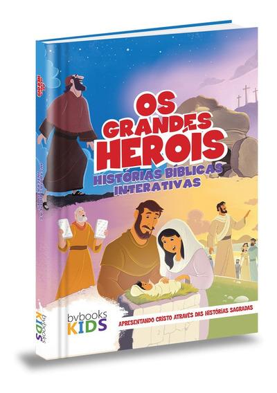 Bíblia Os Grandes Heróis-histórias Bíblicas Interativas (ar)