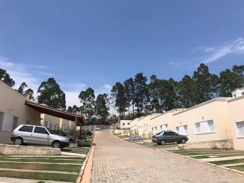 Casa Com 3 Dormitórios À Venda, Por R$ 265.000 Decorada Ou R$242.000 Sem Decoração, Cond. Vila D´ouro!! - Ca0595