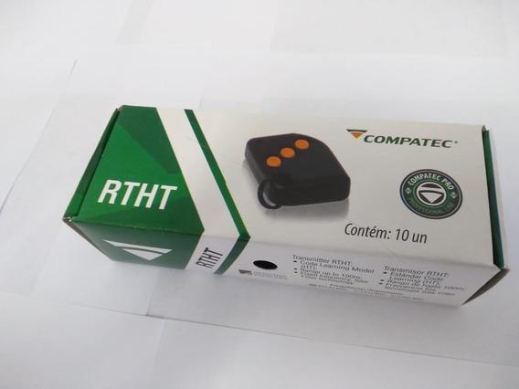 Controle De Portão Eletrônico - 3 Botões - Compatec - 433mhz