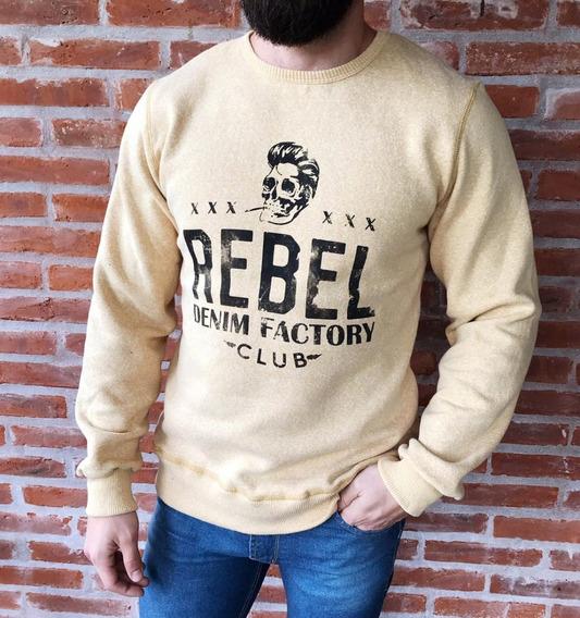 Buzo Hombre Toda La Onda Sweater H1001