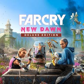 Farcry 6 New Dawn Offline