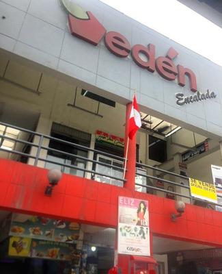 Stand Mercado Eden Encalada Surco