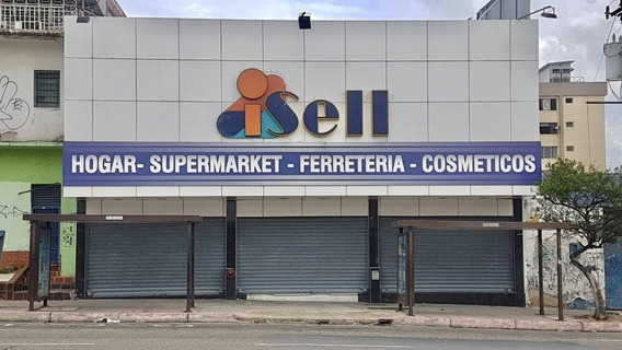 Alquiler De Local Comercial Av Cedeño $1.500