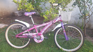 Bicicleta Rod 24 En Perfecto Estado,..giuliani...