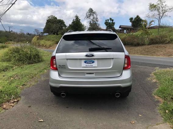 Ford Edge Versión Se.