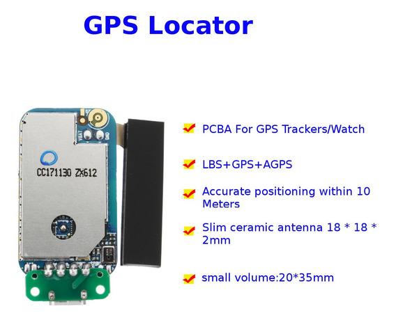 Universal Mini Gps/gsm/gprs Rastreador Pessoal Carro Criança