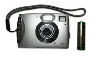 Camara Digital Sipix Stylecam Groove Con Estuche