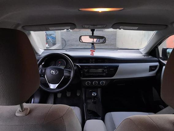 Toyota Corolla 2014 1.8 Xli Cvt 140cv