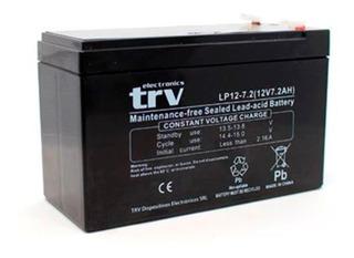 Batería Ups 12v 7a Trv Electronics