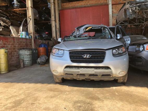 Hyundai Santa Fe Hyundai Santa Fe 08