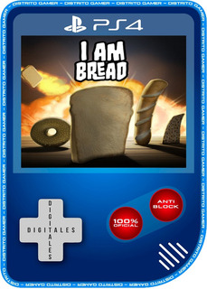 I Am Bread Ps4 / El Pan Mas Divertido / Español / #dg