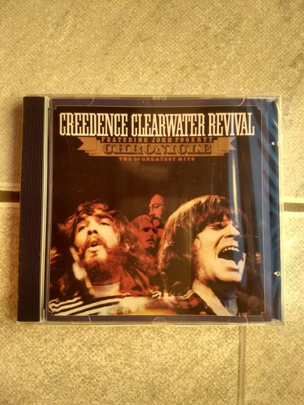 Cd Creedence Clearwater Revival Chronicle The 20 Greatest Hi