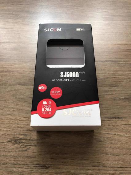 Câmera Sjcam 5000 Wi-fi 14 Mp Full Hd