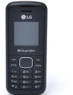 Celular Lg B220 Com Entrada Para Antena Rural Dual Chip