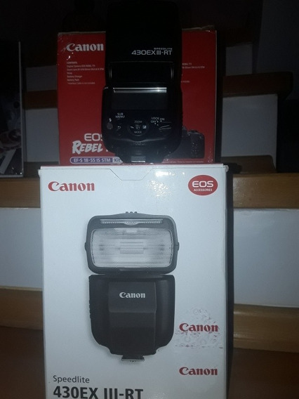 Flash Canon 430 Ex 3 Rt