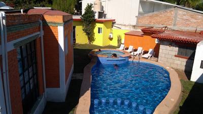 Casa En El Centro Con Alberca Y Jacuzzi