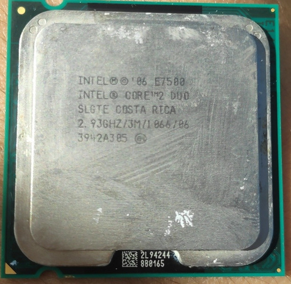Processador Core 2 Duo 2.93 Ghz 3942a305 (04)