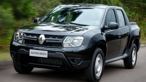Renault Duster Oroch Profesional 0km 2021 1.6 Cadenero (jav)