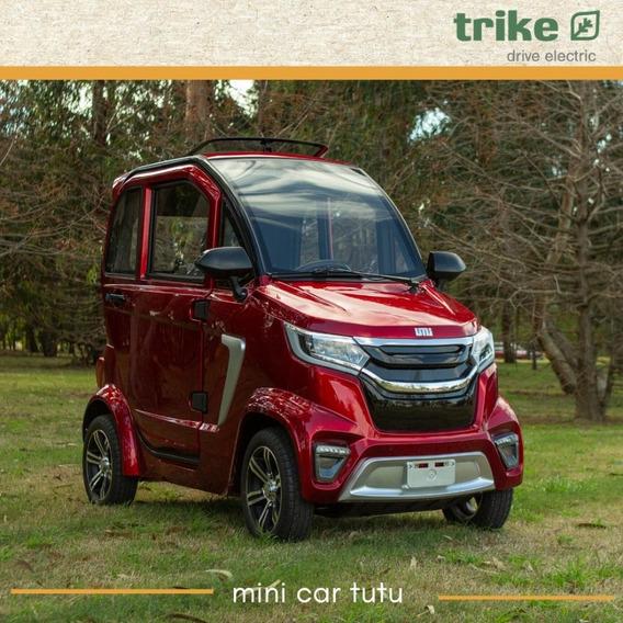 Vehículos Eléctricos - Mini Car Tutu - Trike Uruguay