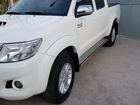 Toyota Hilux Srv Tdi 4x2 Cuero