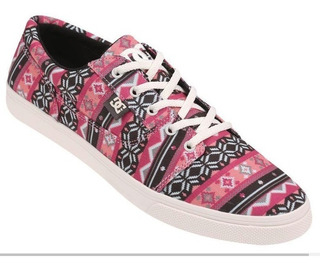 Zapatillas Dc Tonik Sp Adjs3000043 Rosa/multi Dep