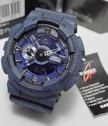 Relógio Casio Gshock Ga110dc-1adr Original Dos U S A
