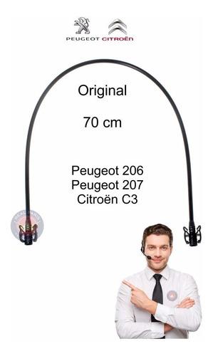 Imagem 1 de 3 de Kit 10 Mangueira Retorno Radiador Peugeot 206 207 Citroen C3
