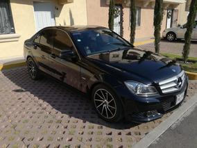 Mercedes-benz Clase C C200 Cgi Exclusive 2012