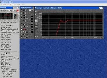 Bassbox Pro 6. Projete Suas Caixas Atualização Mais Recente.