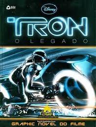 Tron O Legado: Graphic Novel Do Filme Stefano Ambrosio