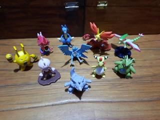 Muñecos Pokémon Tomy / Bandai - Consultar Precio X Unidad