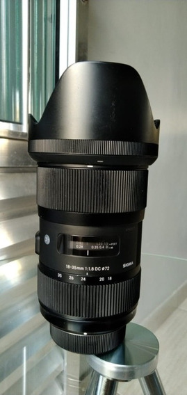 Sigma Art 18-35 Mm 1.8 (nikon)