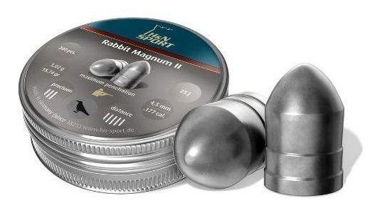 Diabolo Caceria 4.5mm De Grano 14.9 A 16