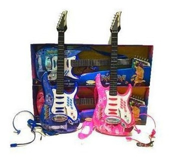 Guitarra Electrica Rockera Super Star