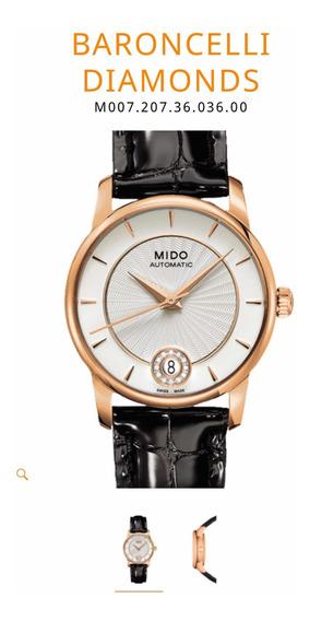 Relógio Mido Baroncelli