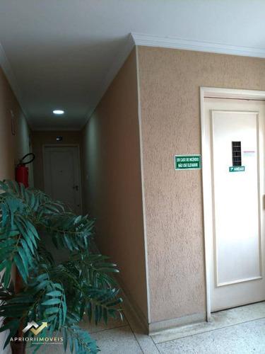 Sala Para Alugar, 48 M² Por R$ 750,00/mês - Centro - Santo André/sp - Sa0161