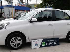 Nissan March Sense 2016 Aut.