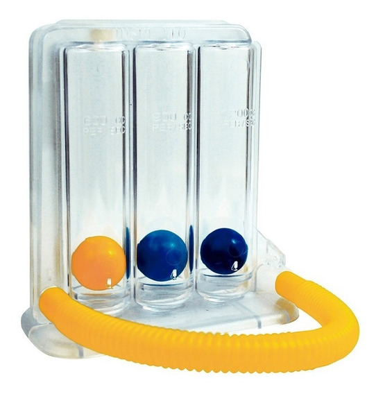 Inspirómetro Incentivo Handy. Ejercitador Pulmonar Respirato