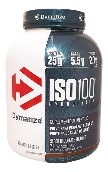 Proteina Iso 100 Dymatize 5 Lb Chocolate