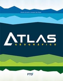 Atlas Geográfico Gisele Girardi Ftd