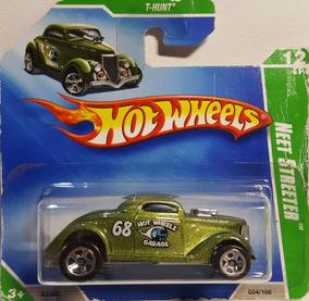 Hot Wheels 1/64 2009. Neet Streeter T-hunt 054/166 Novo (a)