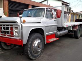 Caminhão Ford 21.000, Truck Porta Contêiner
