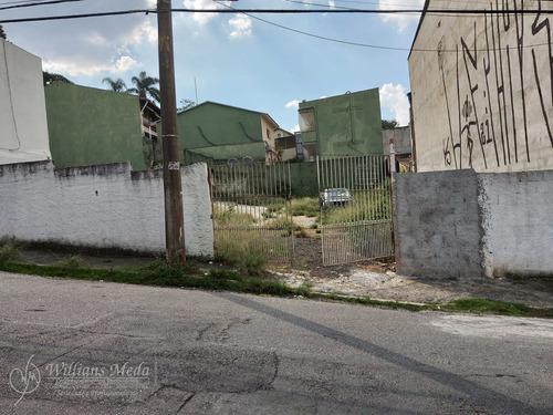 Imagem 1 de 7 de Terreno Com 1110m2 Para Locação Em Alameda Yayá  -  Guarulhos - 20.000 - 19174