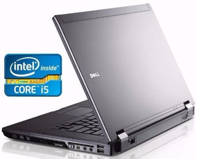 Notebook Dell E6410 Intel Core I5 4gb 500 Gb Wifi Garantia