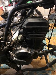 Motor Para Reparar Kawassaki Ninja 250