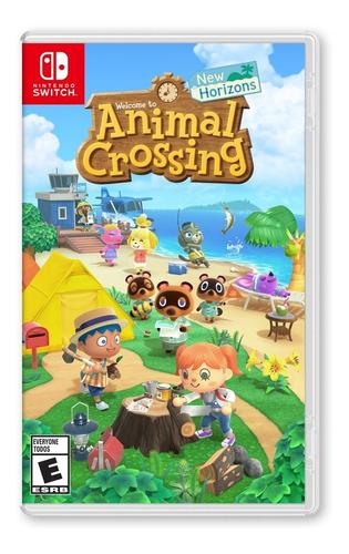 Imagen 1 de 4 de Animal Crossing New Horizons - Nintendo Switch