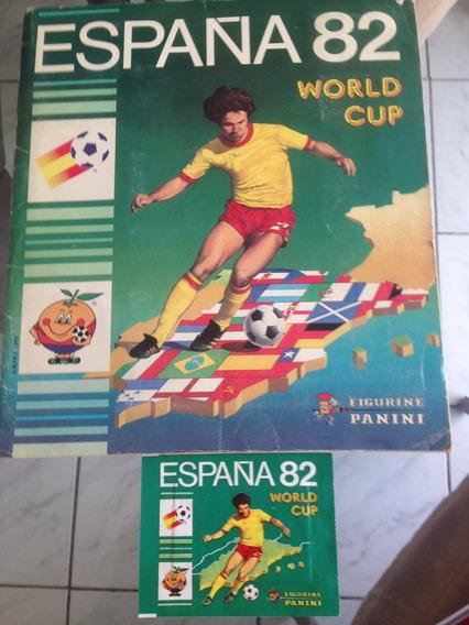 Album Copa 82 Panini + Envelope
